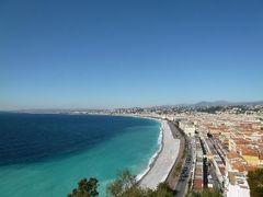 春の優雅なコートダジュール旅♪ Vol9(第2日目午前) ☆ニースの「Colline du Chateau」:美しい「天使の湾」を眺める♪