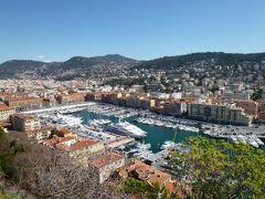 春の優雅なコートダジュール旅♪ Vol10(第2日目午前) ☆ニースの「Colline du Chateau」:美しいモザイクと旧港を眺める♪