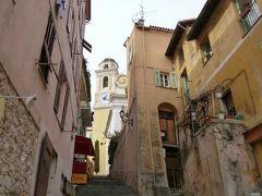 春の優雅なコートダジュール旅♪ Vol24(第3日目午後) ☆ヴィルフランシュ・シュル・メールの美しい旧市街を散策♪