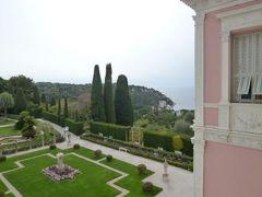 春の優雅なコートダジュール旅♪ Vol26(第3日目午後) ☆サン・ジャン・カップ・フェラの豪華な別荘「Villa Ephrussi de Rothschild」:素晴らしいアンティークを鑑賞♪