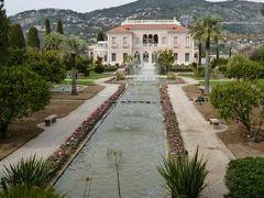 春の優雅なコートダジュール旅♪ Vol28(第3日目午後) ☆サン・ジャン・カップ・フェラの「Villa Ephrussi de Rothschild」の素晴らしい庭園:FLORENTINE・JAPANESE・EXOTIC・FRENCH GARDENを鑑賞♪