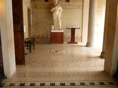 春の優雅なコートダジュール旅♪ Vol29(第3日目午後) ☆ボーリュー・シュル・メールの古代ギリシャ風別荘「Villa Kerylos」を鑑賞♪