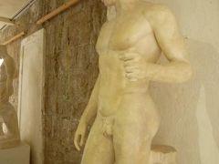 春の優雅なコートダジュール旅♪ Vol30(第3日目午後) ☆ボーリュー・シュル・メールの古代ギリシャ風別荘「Villa Kerylos」の庭園とコレクションを鑑賞♪