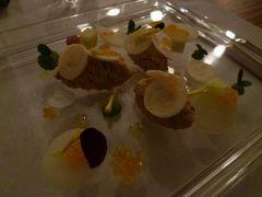 春の優雅なコートダジュール旅♪ Vol32(第3日目夜) ☆ニースのミシュラン星付きレストラン「FLAVEUR」で優雅なディナー♪