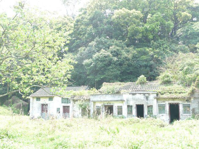 客家の廃村、沙螺洞(Sha Lo Tung)をめざして八仙嶺と効野公園をハイキングしました。