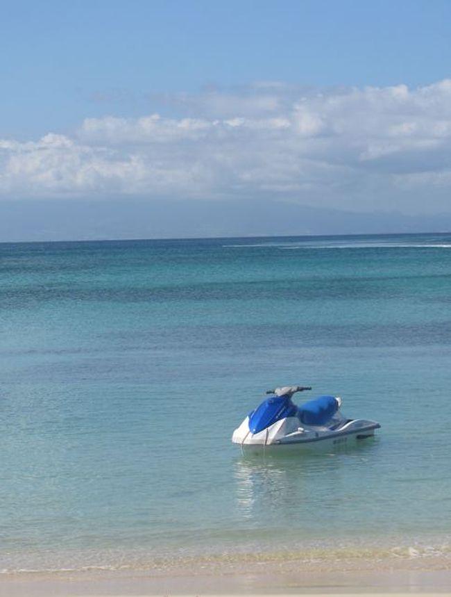 マリ・ガラント島(グアドループ...