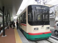 2012.03 春の18切符旅(6)今日は富山観光(地鉄乗りつぶしデー)・路面電車に乗ってみよう。