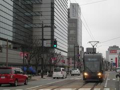 2012.03 春の18切符旅(7)セントラムで環状線。富山市内線完乗(当時)!