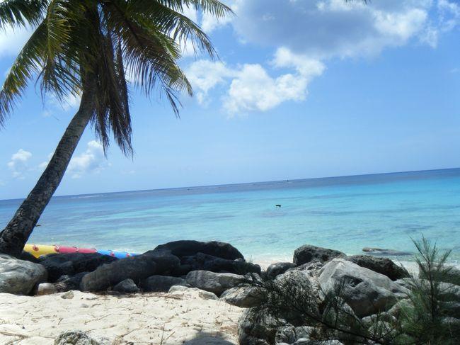 行ったことなくて、海がきれいなところ!<br />と、言うことでテニアンに5泊しました。<br />その帰りサイパンで3泊の旅行でした。<br /><br />テニアンではアドバンオープンウォーターを取得。<br />海亀バナナボートをしました。<br /><br />でも、途中でカメラが壊れた!!!!<br />本当にそんなことがあるんだ・・・とあんまり写真がない旅行に・・・。