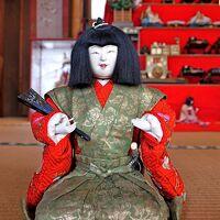 雪の矢島に知人に会いに行く2-郷土博物館と佐藤酒造店のすばらしいお雛様