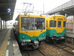 2012.03 春の18切符旅(8)今度は富山地方鉄道宇奈月線へ。宇奈月温泉に行くぞー!