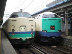 2012.03 春の18切符旅(15)直江津から信越本線を下って新津まで。