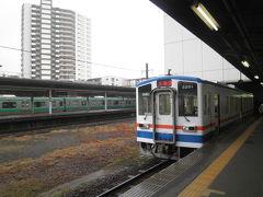 2012.03 春の18切符旅(19)ときわ路パスにて、茨城の私鉄に乗ろう・関東鉄道常総線編。