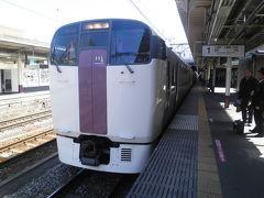 2012.03 春の18切符旅(22)ホリデー快速ビューやまなし・中央東線に乗ろう。