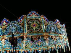 神戸ルミナリエ2011とコンチェルトクルーズ、摩耶山夜景