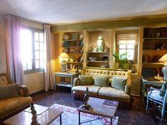 春の優雅なコートダジュール旅♪ Vol36(第4日目昼) ☆ニースから憧れのサン・ポール・ド・ヴァンスへ♪隠れ家のような美しいホテル「LE SAINT PAUL」♪