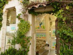 春の優雅なコートダジュール旅♪ Vol40(第4日目午後) ☆サン・ポール・ド・ヴァンス:中世の村でショッピングを楽しむ♪