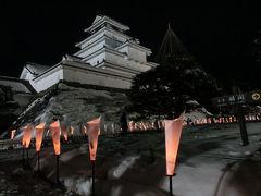 会津の旅[絵ろうそく祭り](2012年冬)