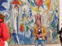 春の優雅なコートダジュール旅♪ Vol46(第5日目午前) ☆サン・ポール・ド・ヴァンス:「La Fondation Maeght」(マーグ財団美術館)でマルク・シャガールの大作を観賞♪
