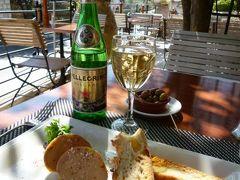 春の優雅なコートダジュール旅♪ Vol48(第5日目昼) ☆サン・ポール・ド・ヴァンス:美術館から絶景を眺めながら街へ帰る♪ランチはカフェレストラン「Le Vieux Moullin」でフォアグラを頂く♪