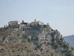 春の優雅なコートダジュール旅♪ Vol54(第6日目午前) ☆グルドン(Gourdon):「フランスの美しい村」に登録された憧れの鷲の巣村「グルドン」へ♪