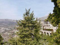 春の優雅なコートダジュール旅♪ Vol56(第6日目午前) ☆グルドン(Gourdon):「フランスの美しい村」の鷲の巣村「グルドン」で優雅なショッピング♪