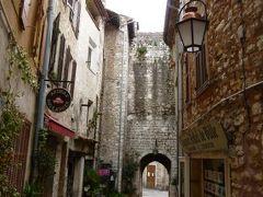春の優雅なコートダジュール旅♪ Vol63(第6日目午後) ☆ヴァンス(Vence):旧市街で中世の雰囲気を楽しむ♪