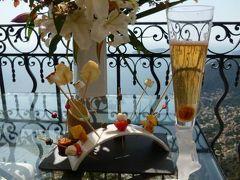 春の優雅なコートダジュール旅♪ Vol71(第7日目昼) ☆エズ(Eze):憧れの古城ホテル「Chateau Eza」(シャトー・エザ)にチェックインとミシュラン星付きの絶景ランチ♪