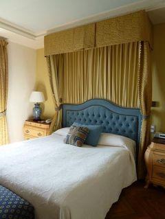 春の優雅なコートダジュール旅♪ Vol72(第7日目午後) ☆エズ(Eze):古城ホテル「Chateau Eza」の絶景スイートルーム!その名も「La Suite Royale」♪