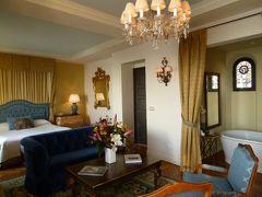 春の優雅なコートダジュール旅♪ Vol75(第7日目午後) ☆エズ(Eze):古城ホテル「Chateau Eza」のスイートルームで優雅に過ごす♪