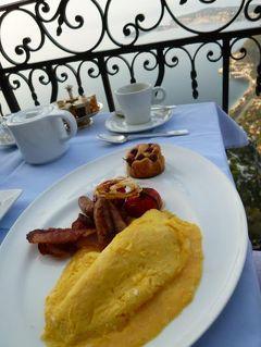 春の優雅なコートダジュール旅♪ Vol78(第8日目朝) ☆エズ(Eze):古城ホテル「Chateau Eza」の優雅な朝食を楽しむ♪