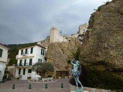 春の優雅なコートダジュール旅♪ Vol88(第8日目午後) ☆ロクブリュヌ(Roquebrune):美しいロクブリュヌ旧市街と広場を散策♪