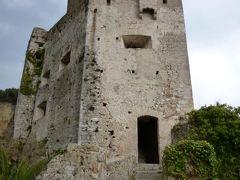 春の優雅なコートダジュール旅♪ Vol89(第8日目午後) ☆ロクブリュヌ(Roquebrune):美しいロクブリュヌの古城「Chateau du Xeme siecle」を鑑賞と絶景を楽しむ♪