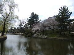 2012年4月 東関東の旅 第1日 守谷城跡、土浦城跡、鹿島遠征