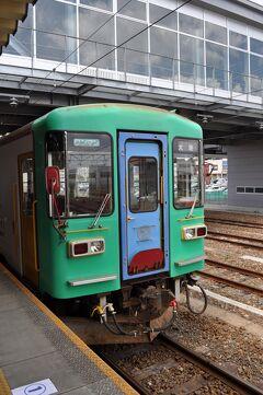 2012年4月岐阜鉄道旅行2(樽見鉄道前篇)