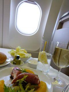 春の優雅なコートダジュール旅♪ Vol107(第10日目午後~第11日目) ☆チューリッヒからスイス航空ビジネスクラスで成田へ帰国♪機上でルガノの最高級ホテルと夢のような再会♪