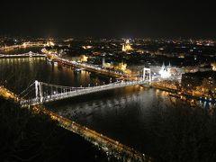人生という修行の始まりだ ブダペストはゲッレールトの夜編(3/20夜)