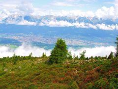 チロルの旅(5)~パッチャーコーフェルでハイキング 〈アルペンローゼの咲く散歩道 ツィルベンヴェーク・コース〉