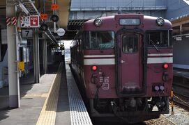 2012年4月富山鉄道旅行1(氷見線)