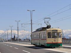 2012年4月富山鉄道旅行2(富山市内軌道線)