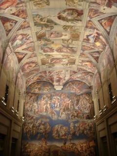 四国アートの初一人旅 その3 大塚国際美術館ルネサンス~バロック編