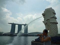 シンガポールでチッチキチー! ~そんなやつおらへんやろ~往生しまっせ~