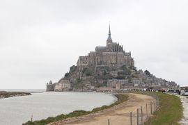 2012春のノルマンディ3泊4日★1 モン・サン・ミッシェル