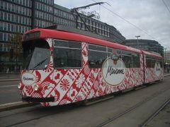 ヘルシンキ 路面電車 憧れの欧州トラム  2010 Oct