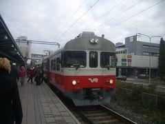 フィンランド鉄道 ヘルシンキ地下鉄  2010 Oct