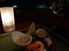 春の横浜 グランドインターコンチネンタルでホテルステイ♪ Vol3(第1日目夜) ☆ディナーは「カリュウ」のチャイニーズコースを頂く♪