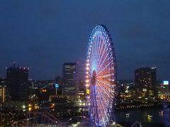 春の横浜 グランドインターコンチネンタルでホテルステイ♪ Vol6(第2日目夜) ☆フレンチ「アジュール」で優雅なディナー♪