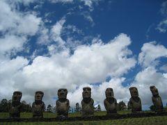 2009年12月 RTWチケットで行く世界一周の旅~第二弾:イースター島編~その6(イースター島・3日目後半(アフ・アキビ~プナパウ~ピナプ))