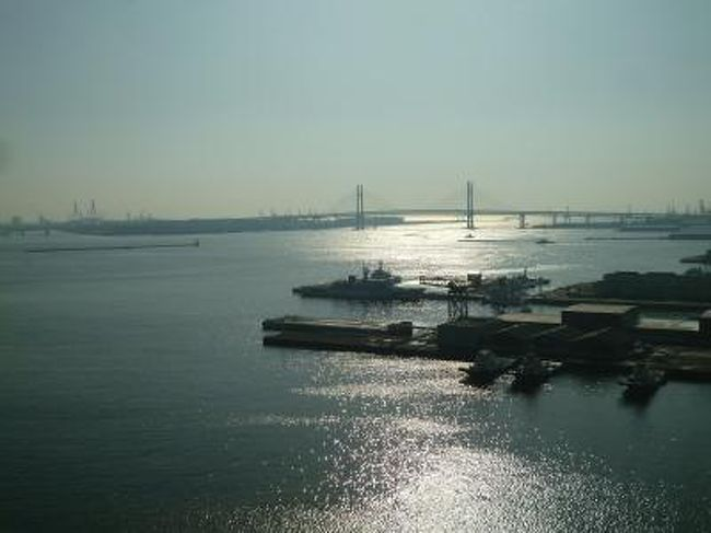 春の横浜 グランドインターコンチネンタルでホテルステイ♪ Vol7(第3日目朝~昼) ☆クラブラウンジで朝食♪ランチはチャイニーズ「カリュウ」♪