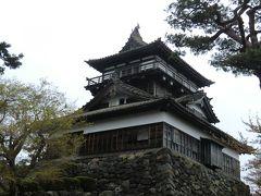 2012年4月 城巡り 第2日 丸岡城(現存天守3)、一乗谷朝倉氏遺跡